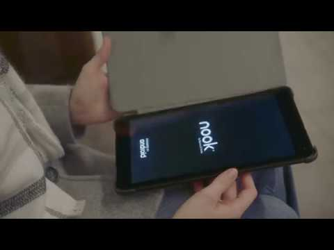 """The New NOOK Tablet 10.1"""""""