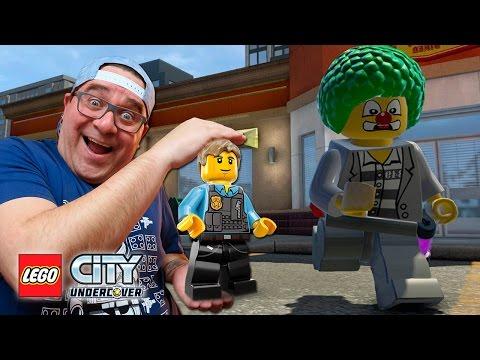 LEGO CITY - Undercover #12 | A MEGA FUGA À TRIPLE XXX