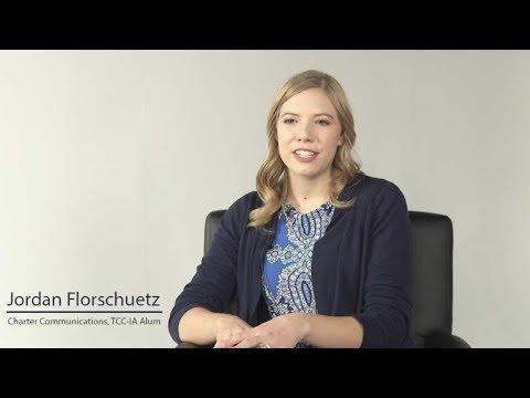 TCC IA Vignettes 5 – Jordan Florschuetz, Charter Communications, TCC-IA Alum