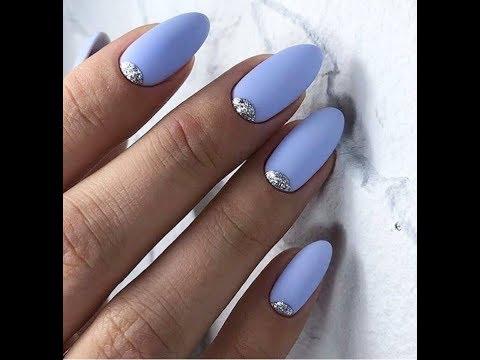 Идеи самого красивого лунного маникюра 2019/Лунки на ногтях гель-лаком фото модные тенденции
