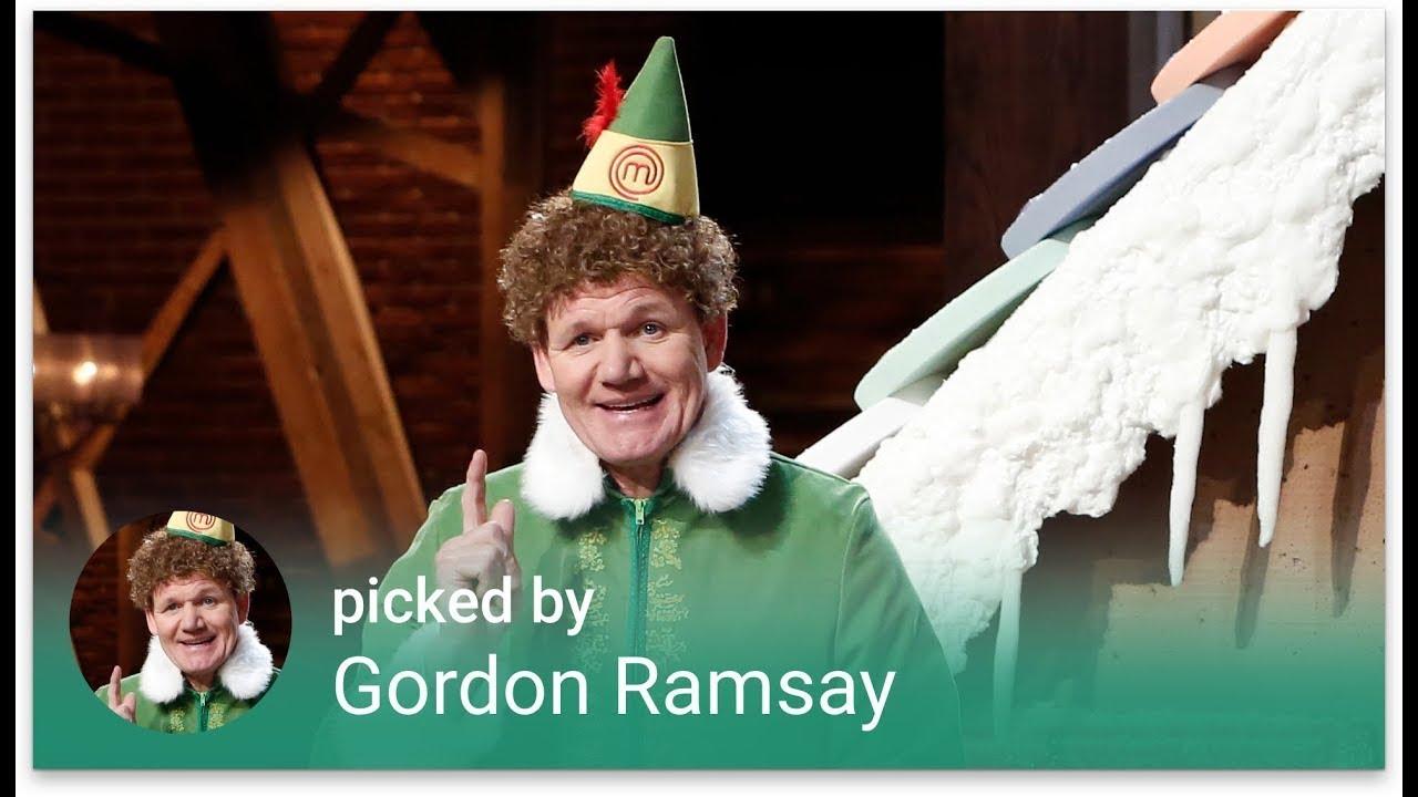 Gordon Ramsay's YouTube Kids Playlist!