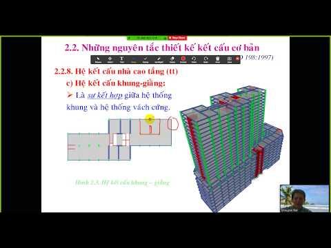 Nhà cao tầng - Bài giảng trực tuyến buổi 03 (P1)