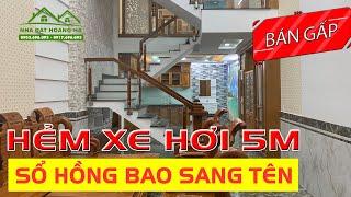 Bán Nhà Đất Quận Tân Bình ✅ Nhà Khang Trang Mới Xây 100% Khu An Ninh Dân Trí Cao Giá 6.35 tỷ (29)