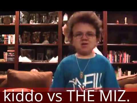 the miz theme song challenge kid vs the miz