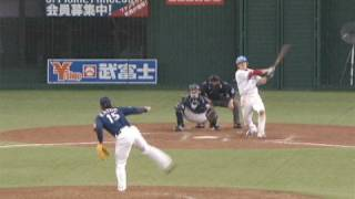 L5-4Bs 0711 片岡劇的サヨナラ弾で電撃トレード水田選手の最終戦祝う(2...