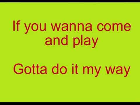 LL Cool J - Hush (lyrics)