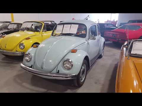 1970 Volkswagen Beetle Autostick for sale