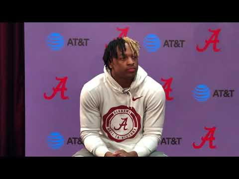 Xavier McKinney talks about Alabama's new dynamic in the secondary