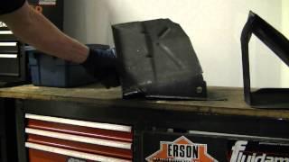 1965 Mustang Restoration Part 5 Torque Box Installation