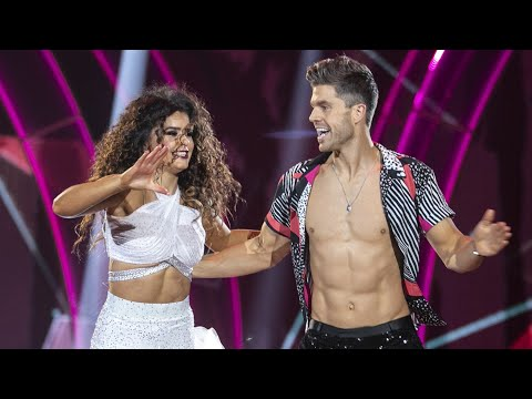 Dancing with the Stars - Salsa | Darren Kennedy & Karen Byrne