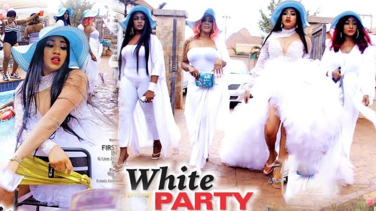 Download WHITE PARTY SEASON 10 {NEW TRENDING MOVIE} - EVE ESIN|QUEENETH HILBERT|2021 LATEST NIGERIAN MOVIE