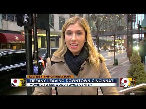 Tiffany & Co. leaving downtown Cincinnati