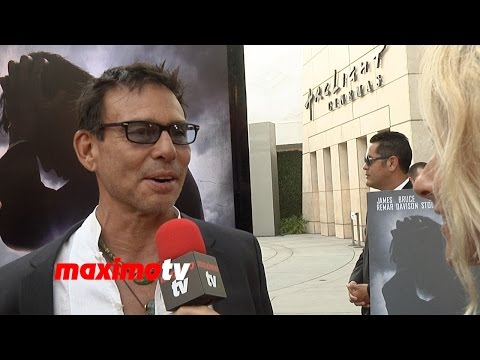 Raoul Trujillo   PERSECUTED Premiere  Red Carpet