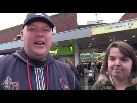 West Brom shoppers react to Tony Pulis sacking