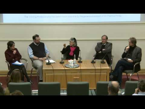 Humanitas - Professor Lorraine Daston, University of Oxford, Lecture 3