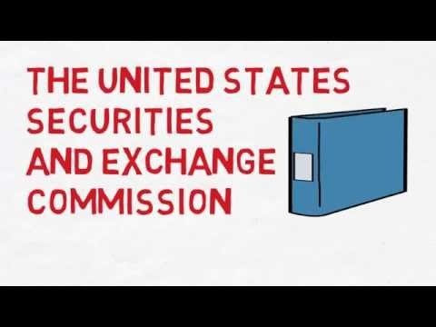 SEC - The United States Securities And Exchange Commission
