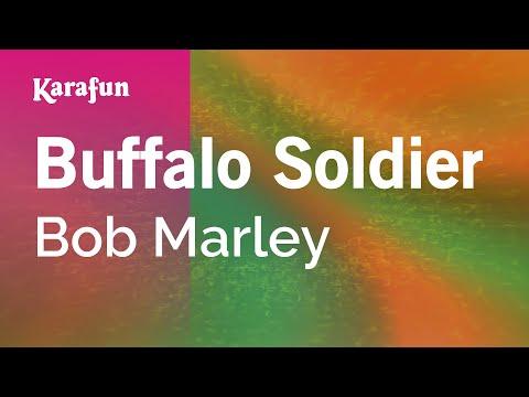 Karaoke Buffalo Soldier - Bob Marley *