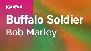 Buffalo Soldier - Bob Marley | Karaoke Version | KaraFun