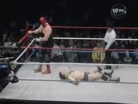 The Masked Superstar Vs Steve Lombardi