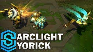 Arclight Yorick Skin Spotlight - League of Legends