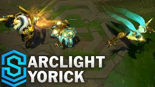 Arclight Yorick Skin Spotlight - League of Legends thumbnail