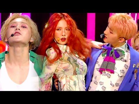 《Debut Stage》 Triple H (트리플 H) – 365 FRESH @인기가요 Inkigayo 20170507