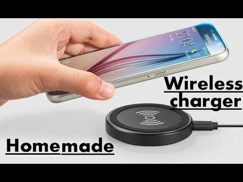 How To Make Wireless Charger | Turn Your Charger Wireless