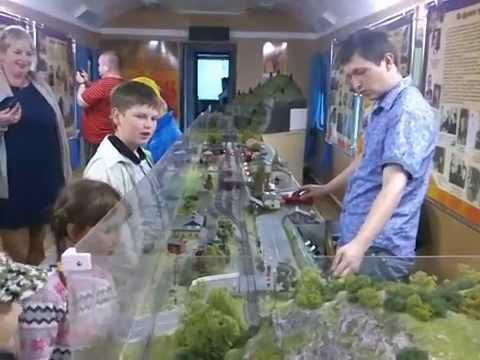Эшелон победы посетил город Кушва на станции Гороблагодатская