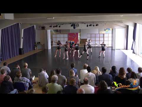 Open level - Tijs Toulouse - Modern & jazz danskamp 2017
