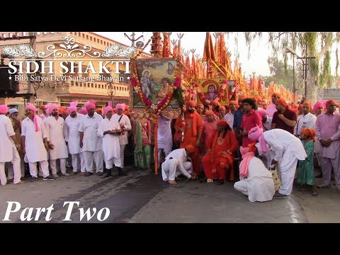 Sidh Shakti Bhawan - Baba Balak Nath Ji Ka 66th Challa Part 2/Departure From Banga/Full Movie HD