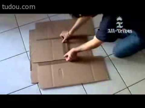 DIY the FlipFold Clothing Folding Board sheldon use in the ...
