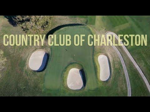 Seth Raynor on display: U.S. Women's Open, Country Club of Charleston