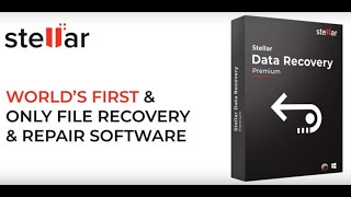 World's First & Only File Recovery & Repair Software