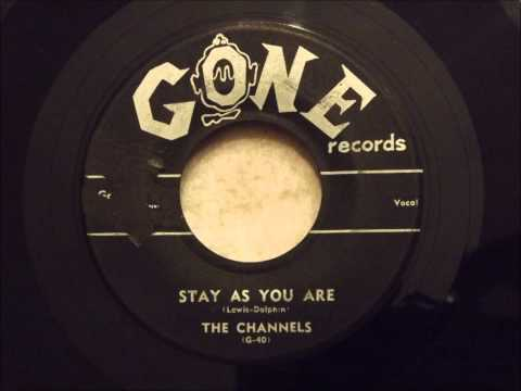 Channels - Stay As You Are - Classic Late 50's NY Doo Wop