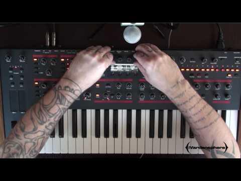 Dave Smith Pro 2- Rhythmic Sound Design