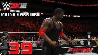 WWE 2K16 Meine Karriere #039 [PS4] - Brawls mit Bray Wyatt