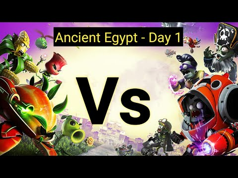 plants vs zombies 2 hack apk free download - 🧟♂️ Ancient Egypt - Day 1 ll🌻 Plants Vs Zombies 2 ll MrJorwall ll Shorts.