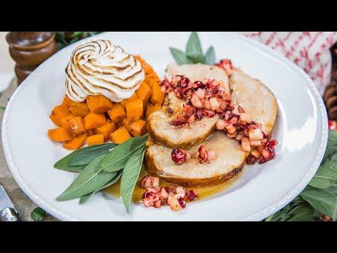 Wayne Elias' Maple Sage Turkey - Home & Family