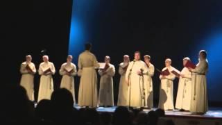 Концерт Патриаршего хора Московского Свято-Данилова монастыря. Часть 3 из 4(Концертная программа