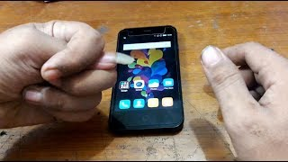 COOLPAD A110 WIPE DATA - FACTORY RESET