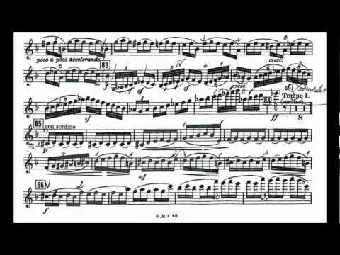 Taneyev, Sergei suite for violin + orchestra