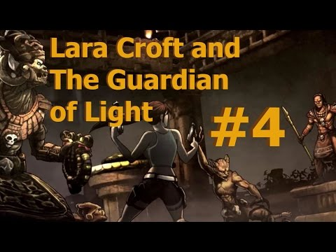 Let's play Lara Croft and the Guardian of Light | #4 | The Summoning |