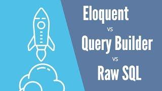 Eloquent vs Query Builder vs SQL: Performance Test