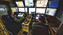 MQ-9 Reaper (DRONE) Control Room • It's Incredibly Complex