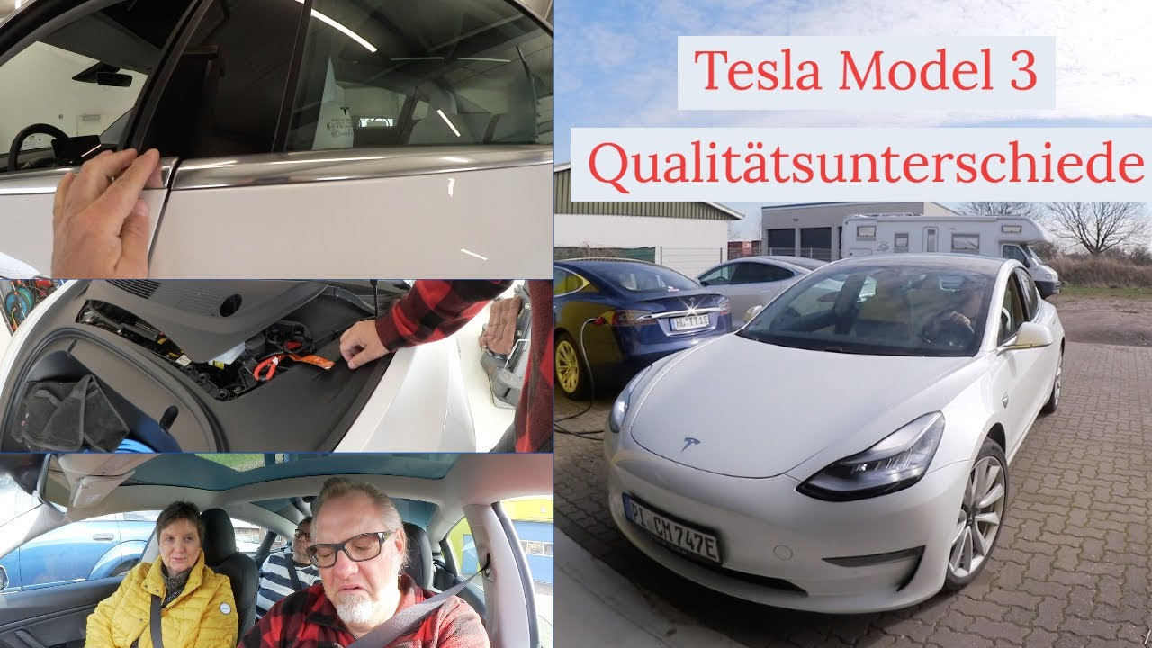 Download Sind alle Tesla Model 3 gleich gut?