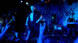 Crematory - Eyes of Suffering (Life in Tochka club, 27.01.2011)