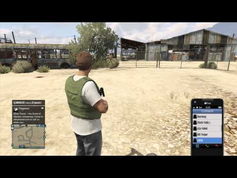 Grand Theft Auto V - Dialling Digits achievement/trophy