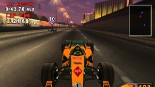 Downforce (PS2 Gameplay)