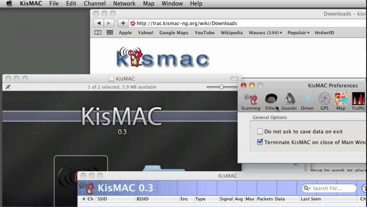 KISMAC LOAD DRIVER FOR MAC DOWNLOAD
