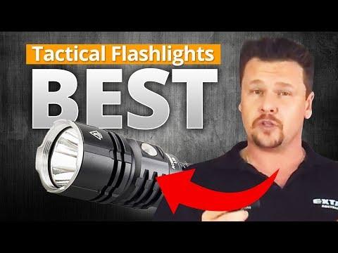 5 TACTICAL Flashlights SUPER Review | Extac Australia Survival & Tactical Gear Talk